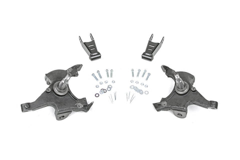2in / 2in Lowering Kit (88-98 GM 1500 PU)