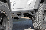 Jeep Contoured Drop Steps (07-18 Wrangler JK Unlimited | 4-Door)