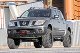 6in Nissan Suspension Lift Kit | Lifted Struts  (05-19 Frontier)