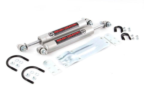 GM N3 Dual Steering Stabilizer