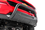 GM 15-19 Colorado/Canyon Bull Bar w/LED Light Bar (Black)