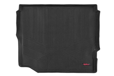Heavy Duty Cargo Liner - (18-19 Jeep Wrangler JL Unlimited w/o Factory Subwoofer)