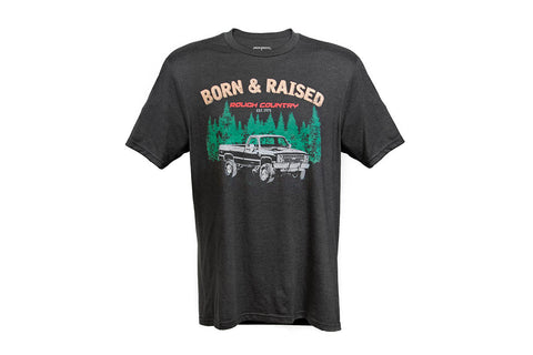 Rough Country Born & Raised T-Shirt - Men | Large
