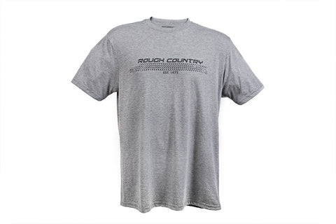 Rough Country Tread T-Shirt - Men | 2X-Large