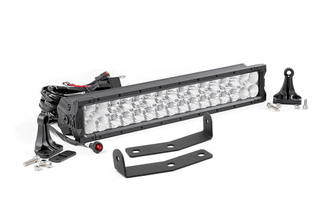 Nissan 20in LED Bumper Kit | X5 Series (16-19 Titan XD)
