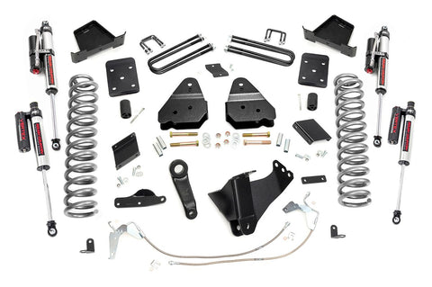 6in Ford Suspension Lift Kit | Vertex (15-16 F-250 | Gas | Overloads)