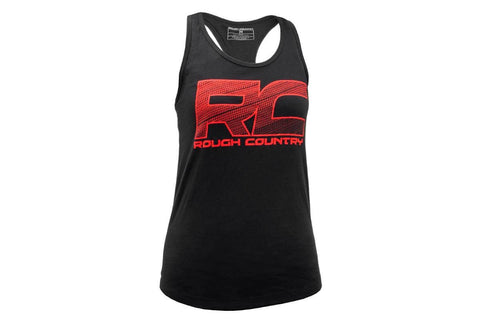 RC Tread Logo Tank Top - Women | XXXL