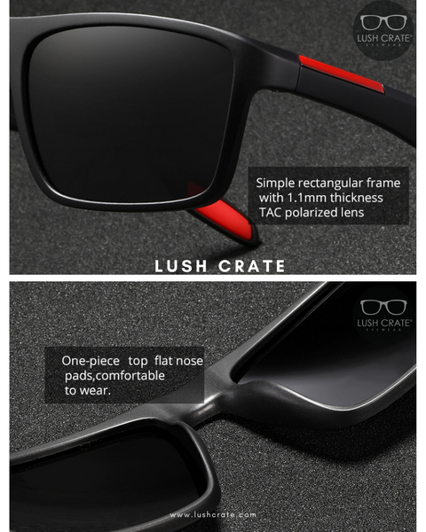 TR Sport Sunglasses Men Lush Crate