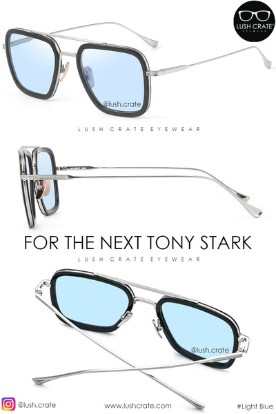 Edith Sunglasses Avengers Tony Stark Peter Parker Intelligence Glass