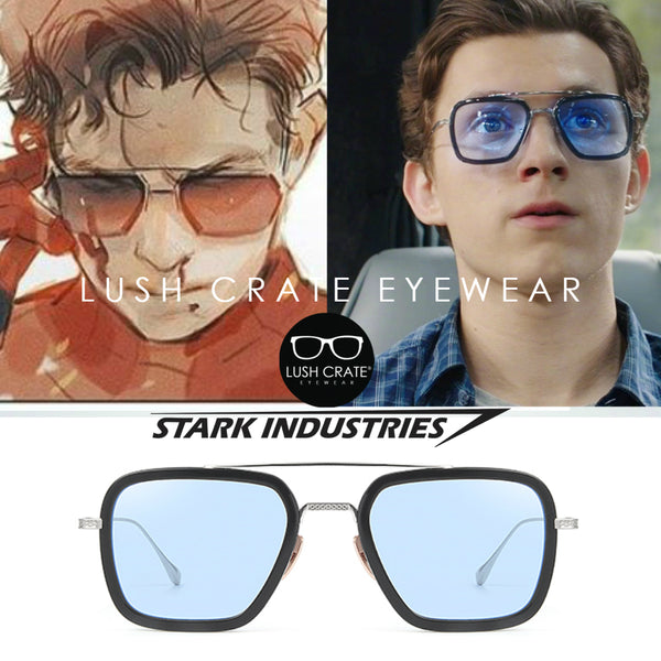 EDITH Sunglasses - Spiderman Far From Home Avengers - Lush Crate