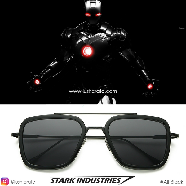 Edith Glasses Tony Stark Spiderman Blue Edition