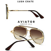 Mach Aviator Sunglasses - Above All