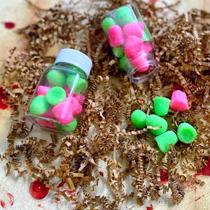 Zombie Collection - The Cure Pill Sugar Scrub Cubes