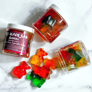 Wonka Collection - Gummy Bear Tree Jelly Soap - The Black Lab Soapery