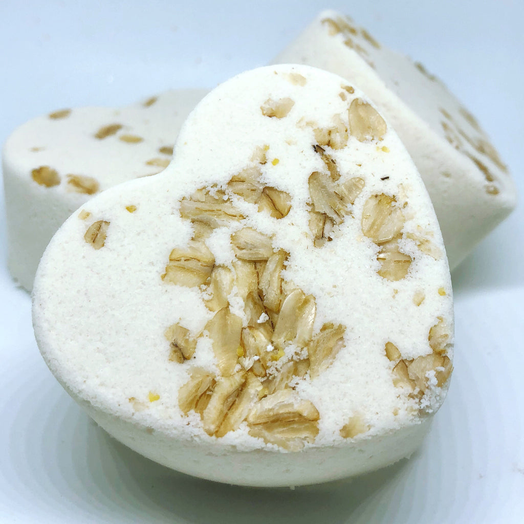 SOAK - Bath Bomb - Oats & Honey