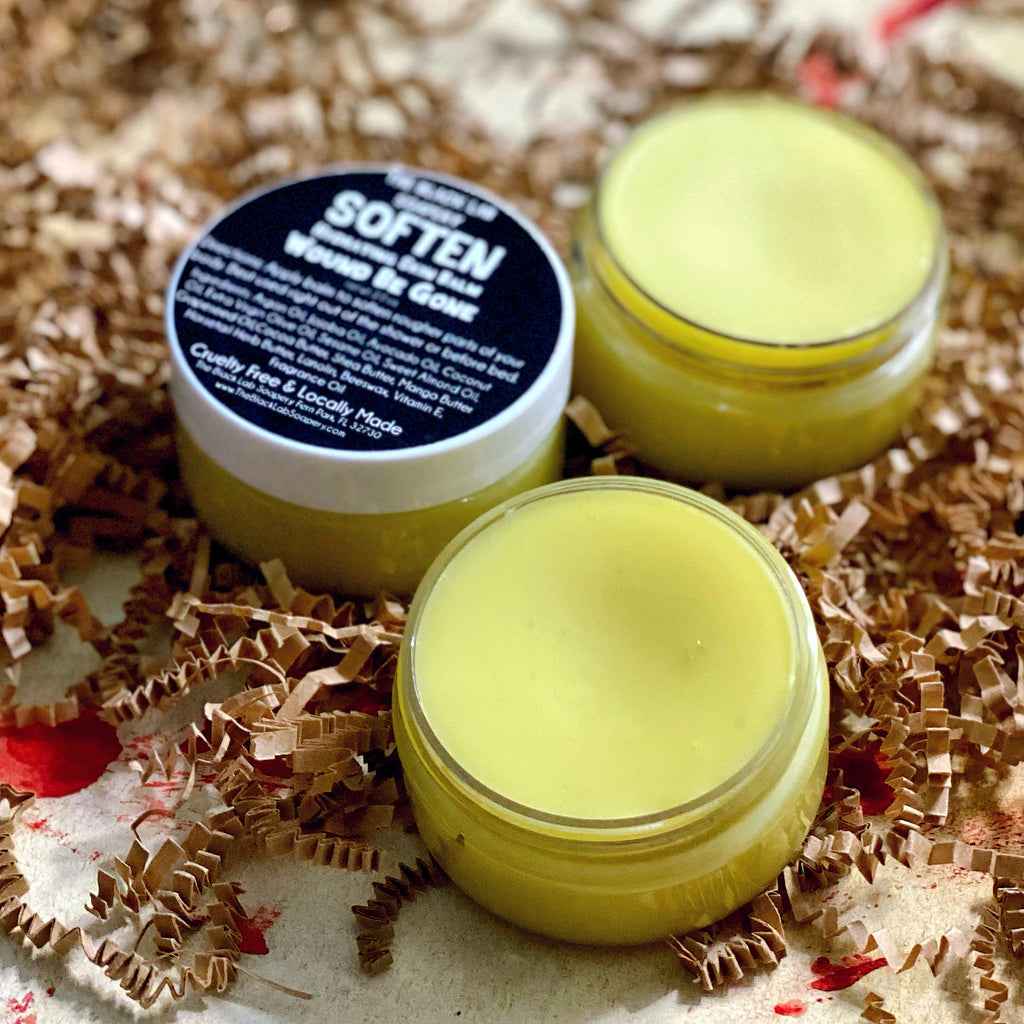 Zombie Collection - Wound Be Gone Hand and Foot Balm - The Black Lab Soapery