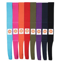 zen yoga strap available colors