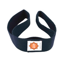 Load image into Gallery viewer, navy blue colored zen yoga strap