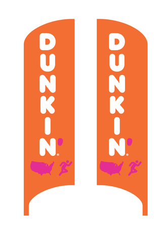 Dunkin revised orange