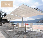 FIM Flexy Cantilever Umbrella 10' x 10'