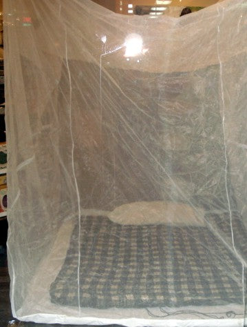 Nicamaka Jungle - Bed Mosquito Netting With FLOOR