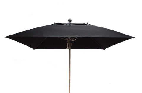 Fiberbuilt 6' Square Market Umbrella