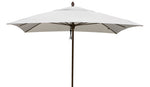 Fiberbuilt 6' Square Oceana Commercial Umbrella