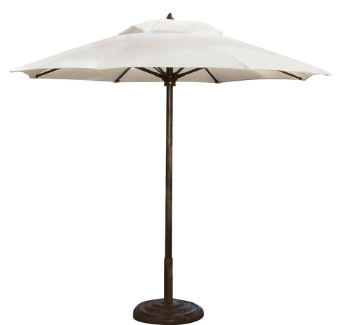 Fiberbuilt Diamante 9' Octagon Commercial Umbrella