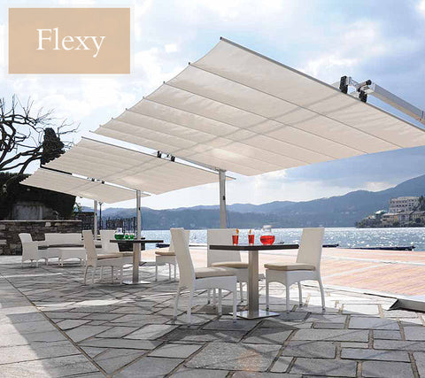 FIM Flexy Cantilever Umbrella 8' x 16'