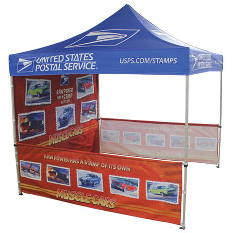Miami Umbrellas Event Tent  10x10 Custom Event Tent Option 3