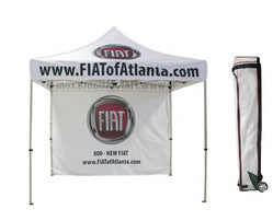 Miami Umbrellas Event Tent  10x10 Custom Event Tent Option 2