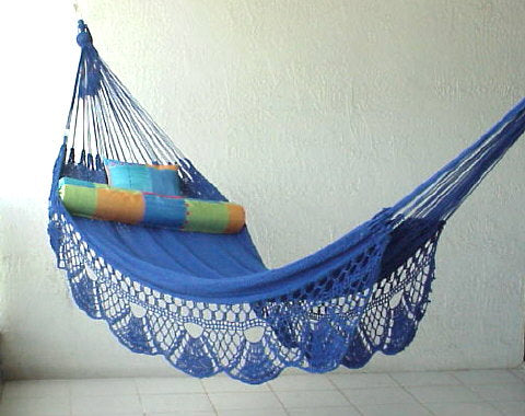 Nicamaka Single Hammock - Royal