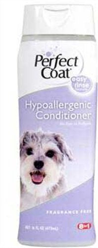 Perfect Coat Hypoallergenic Conditioner, 16-Ounce