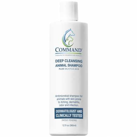 Command Deep Cleansing Animal Shampoo