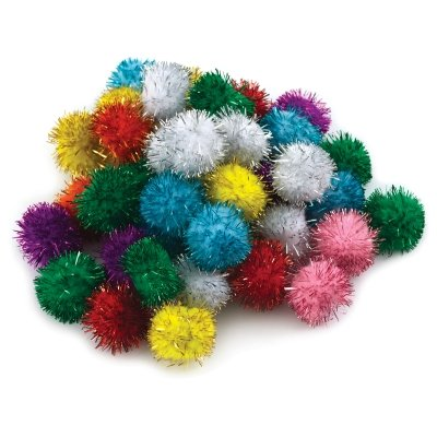 Barker Brands Inc. Mini Sparkle Ball Cat Toy 10 Pack