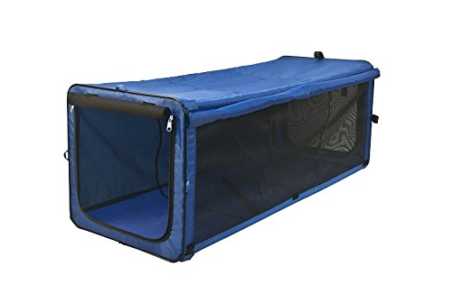 One For Pets The Indoor/Outdoor Cat Enclosure - Blue
