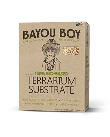 Bayou Boy All Natural Reptile Bedding Bag