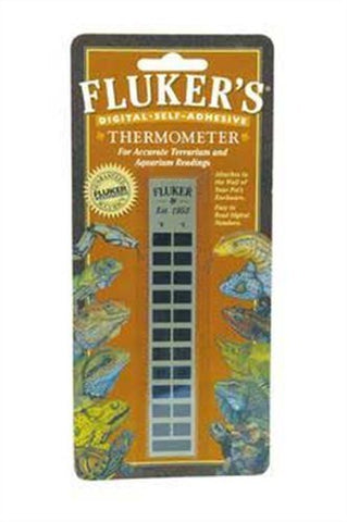 Fluker's Flat Thermometer for Reptiles