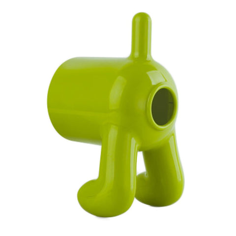 AnyPaws Lovely Dog Butt Indoor-Outdoor Pet Waste Bag Dispenser for Front Yards, Backyards, Storefronts and Camping Trips