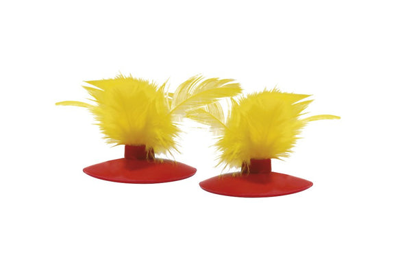 KONG Feather Toy Replacement (2 Pack)