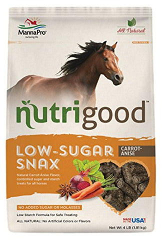 Manna Pro NutriGood Low Sugar Snax