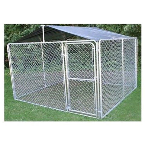 "Stephens Pipe & Steel 10"" x 10"" Kennel Roof Kit"