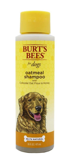 Burt's Bees Dogs All-Natural Shampoos Conditioners | Best Dog Shampoo All Dogs Puppies | pH Balanced Dogs, No Sulfates, No Colorants, No Parabens