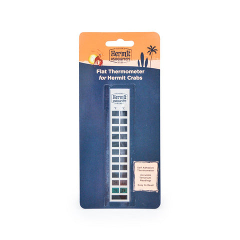 Fluker's Economy Flat Thermometer for Hermit Crabs