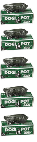Dogipot 1402 Litter Pick up Bag Rolls (200 Bags per Roll)