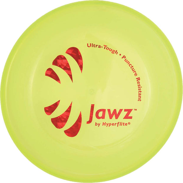 Hyperflite Jawz Competition Dog Disc 8.75 Inch, Worlds Toughest, Best Flying, Puncture Resistant, Dog Frisbee, Not a Toy Competition Grade, Outdoor Fl