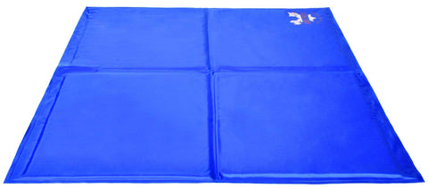 Pet Dog Self Cooling Mat Pad for Kennels, Crates and Beds - Arf Pets