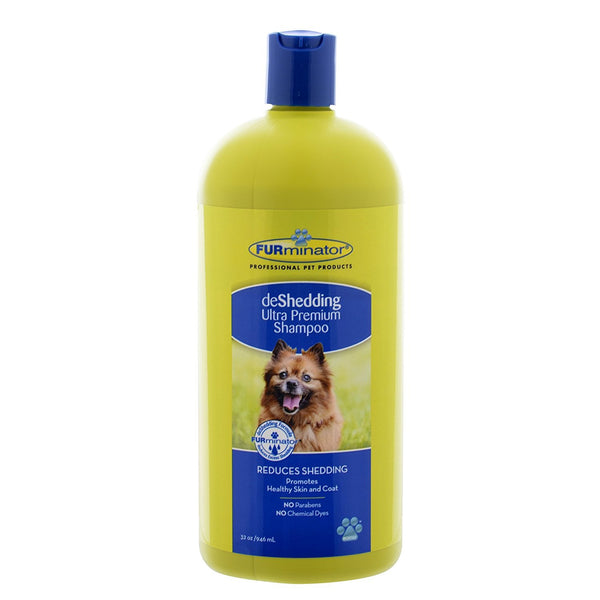 Furminator deShedding Ultra Premium Dog Shampoo to Reduce Shedding