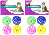 Ethical Products Spot Slotted Balls 4pk