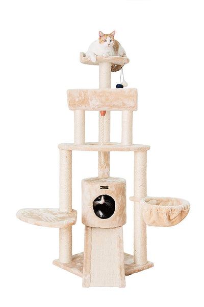 Armarkat A5806 Cat Tree, One Size